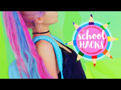 50 Back To School Life Hacks Everyone Should Know!!