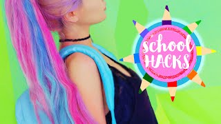50 Back To School Life Hacks Everyone Should Know!! thumbnail