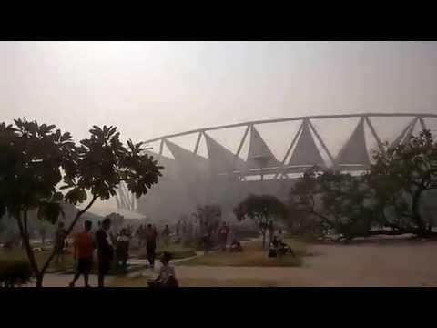 Jawaharlal Nehru Stadium, New Delhi (India)