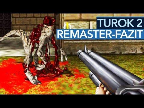 Was das neue TUROK 2 PC-Remaster so gut macht