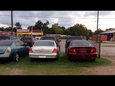 Venta de Autos Usados en Houston Tx, en Diller Fuentes, estamos sobre la Aerline Rd y la Hill Rd