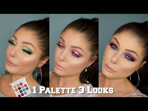 Pür Cosmetics My Little Pony 1 Palette 3 Looks