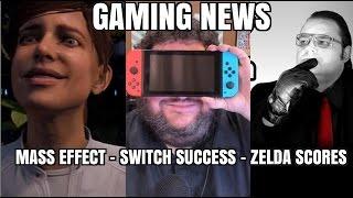 Switch SUCCESS, Zelda SCORES, Mass Effect Andromeda REVIEWS, Project Scorpio Leaks