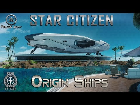 Star Citizen - Origin Jumpworks GmbH Ships