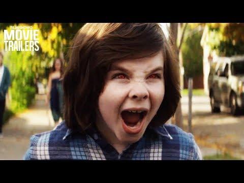 Little Evil Trailer | Adam Scott & Evangeline Lilly Have Devilish Problems