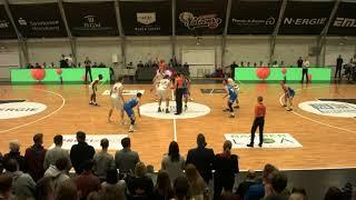 Moritz Sanders #4 | Nürnberg Falcons vs. scienceCity Jena - ProA 2019-20