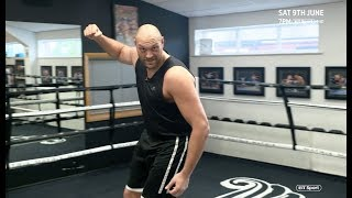 *EPISODE 2* - HE'S BACK - *TYSON FURY'S RETURN* - NO FILTER BOXING (COURTESY OF BT SPORT)