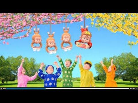 Nhạc quảng cáo cho bé ăn ngon! 2016 Con gà con, con heo đất