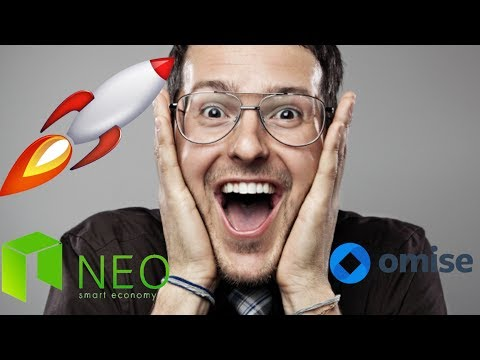 ANTSHARES/NEO Blockchain & Omise Go Will Make You Rich | Antshares to the MOON