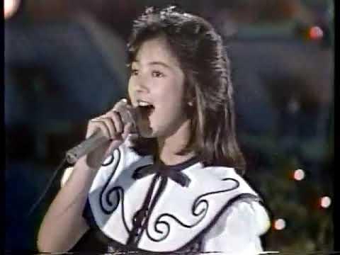 畠田理恵 テロップ 1987
