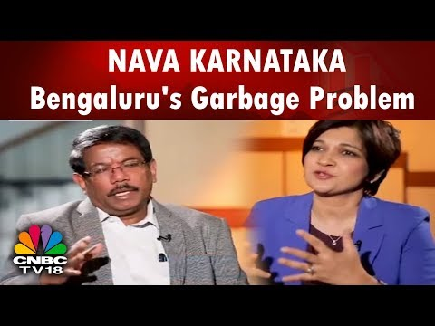 nava-karnataka-|-bengaluru's-garbage-problem-|-n-manjunatha-prasad-interview-|-cnbc-tv18
