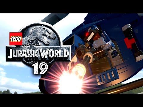 LEGO JURASSIC WORLD - Der PARK ist VERLOREN