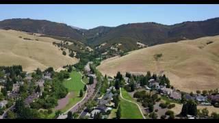 Drone Flight: Blackhawk Country Club Falls Course