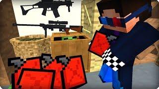 Нашел склад с топливом [ЧАСТЬ 21] Зомби апокалипсис в майнкрафт! - (Minecraft - Сериал)