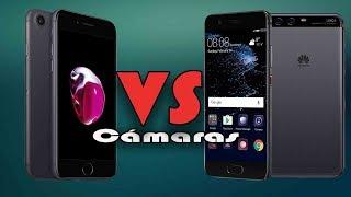 iPhone 7 vs Huawei P10 | Comparativa de Cámaras