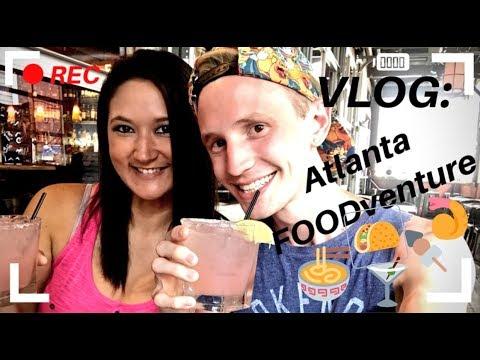Vlog #1: ATLanta FOODventure