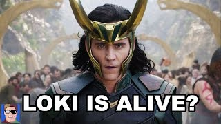 How Loki Is Almost Definitely Still Alive