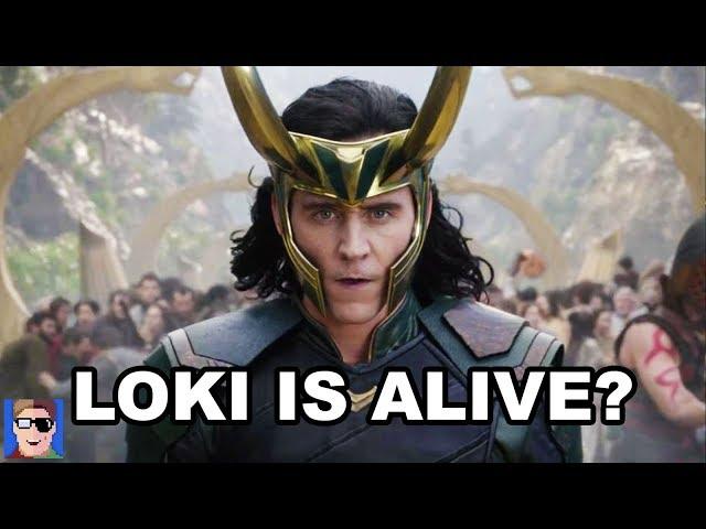 How Loki Is Almost Definitely Still Alive