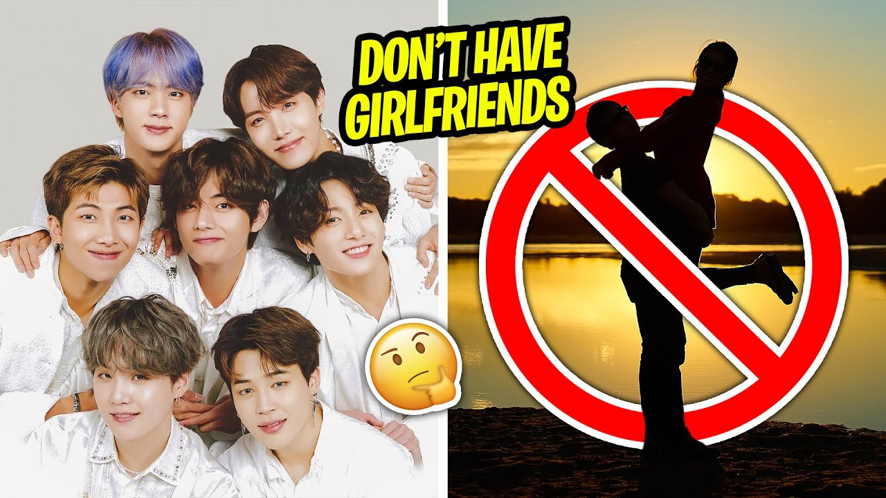 Why Are BTS Members Not Allowed To Date?
