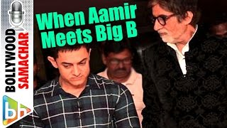 Thugs Of Hindostan; When Aamir Khan Meets Amitabh Bachchan