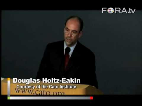 Using Tech to Fix Health Care - Douglas Holtz-Eaken