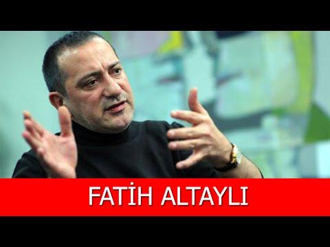 Fatih Altaylı Kimdir?