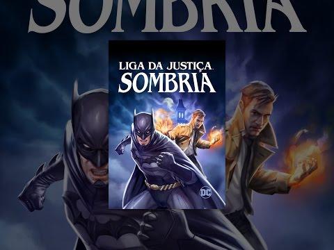 Liga da Justiça Sombria Dublado