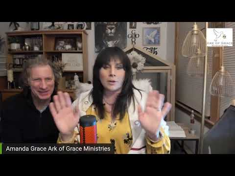 ARK OF GRACE: Amanda Grace Talks...A WORD FROM THE LORD! RISE UP! FIRM FAITH! DELIVERANCE!