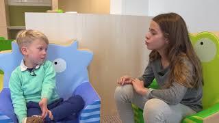Opération en pédiatrie
