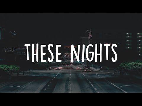 88rising, Rich Brian Ft. Chung Ha - These Nights (Lyric Video)