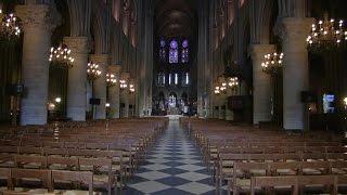 Une semaine en coulisses: dans les travées de Notre-Dame de Paris (5/5)