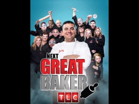 Next Great Baker Season 4, Episode 6 - Long Island Medium Cakes