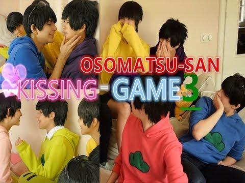【Osomatsu-san】Kissing Game 3 part 1 [+Esp&GerSub] - Cosplayer