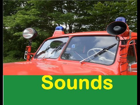 Car Horn Sound Effects All Sounds