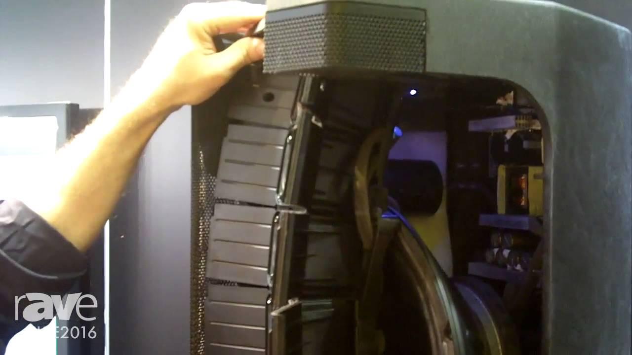 bose f1 model 812. ise 2016: bose details the f1 model 812 flexible array loudspeaker - youtube