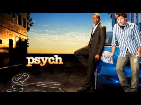 Psych -  Theme Song [Full Version]