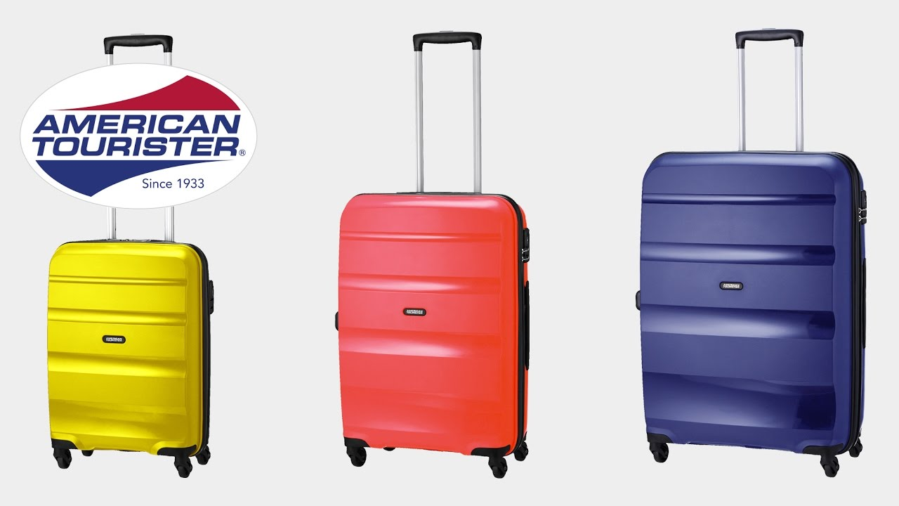 american tourister bon air 4 rollen trolley koffer. Black Bedroom Furniture Sets. Home Design Ideas
