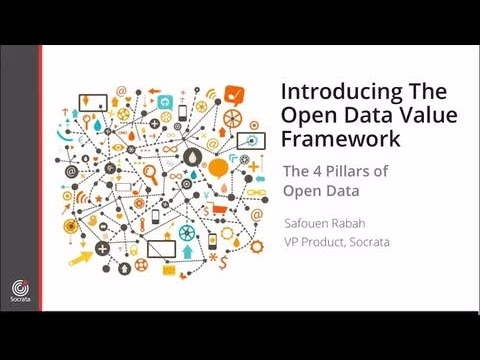 [Webinar] Open Data Value Framework