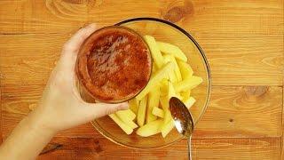 Картофель фри без масла - Рецепты от Со Вкусом