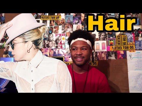 Lady Gaga - Hair - (Live Howard Stern Show)   Reaction