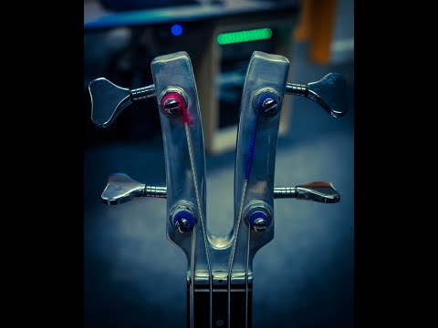 Playing Trevor Bolder's Bass on BBC Introducing