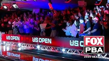 2020 U.S. Open Stepladder Finals