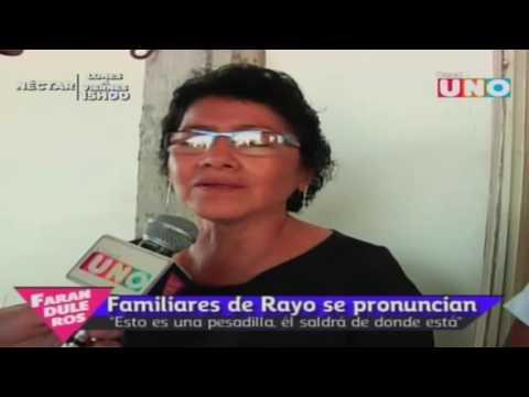 Mamá de Rayo habla