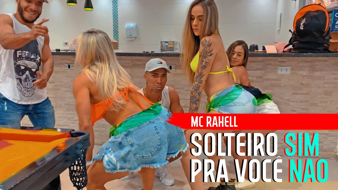 Mc Rahell - Solteiro Sim Pra Você NÃO (Prod. DJ Deco Loko) (Videoclipe Oficial)