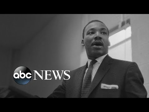 Americans honor Dr. Martin Luther King Jr.