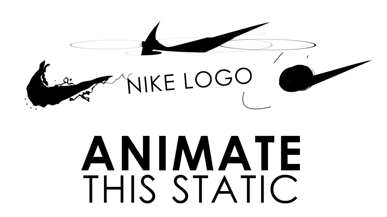 NIKE LOGO [Animate this static!]