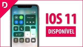 iOS 11 Disponível! Tudo o Que Você Precisa Saber!