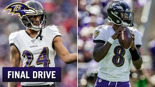 Lamar Jackson Part of Why Marcus Peters Signed Deal | Ravens Final Drive