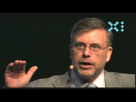 re:publica 2011 - Gunter Dueck - Das Internet als Gesellschaftsbetriebssystem on YouTube