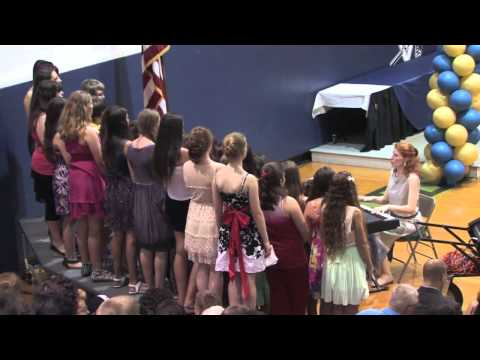 Anthony Wayne Middle School Promotion June 24 2013